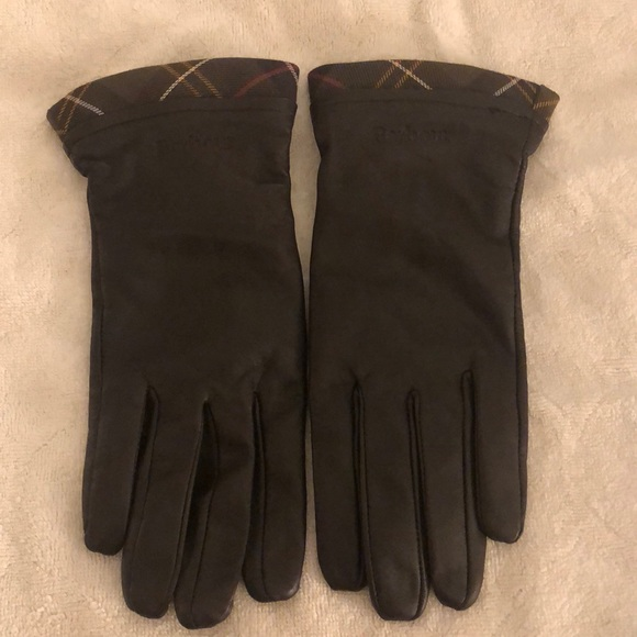 Barbour Accessories - Barbour Leather Gloves